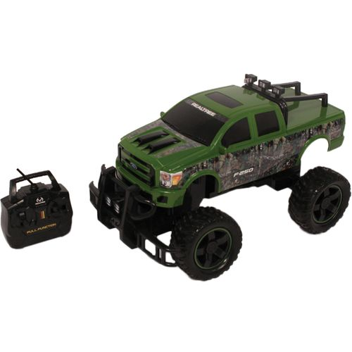Image for NKOK Realtree 1:14 Scale F-250 Super Duty RC Truck from Academy