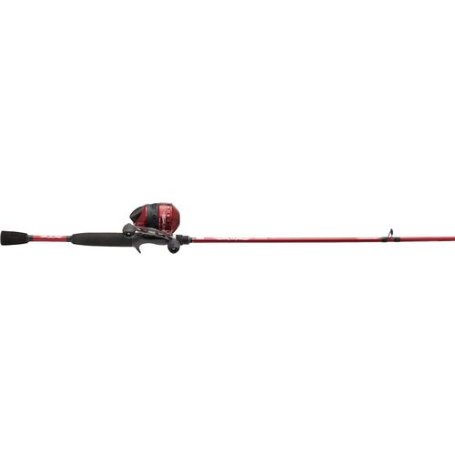 Zebco 33 Custom 6' M Freshwater Spincast Rod and Reel Combo