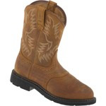 Ariat Men's Sierra Saddle Steel Toe Work Boots - view number 2