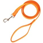 Ruffmaxx Nylon 5' Blaze Orange Dog Leash - view number 1