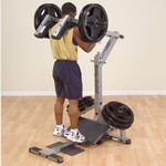 Body-Solid Leverage Squat Calf Machine - view number 1