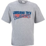 Viatran Kids' Louisiana Tech Full Melon T-shirt