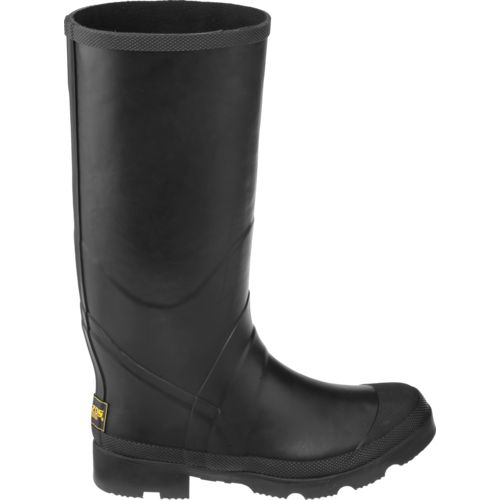 Display product reviews for Brazos Men's Midnight II NS Rubber Boots
