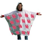 Storm Duds Adults' University of Houston Lightweight Stadium Poncho