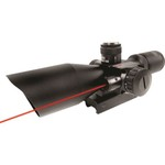 Firefield 2.5 - 10 x 40 Riflescope with Laser