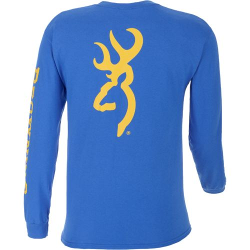 Browning Men s Buckmark Long Sleeve T-shirt
