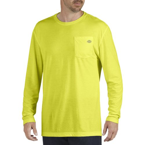 Dickies Men's Long Sleeve drirelease® Performance T-shirt