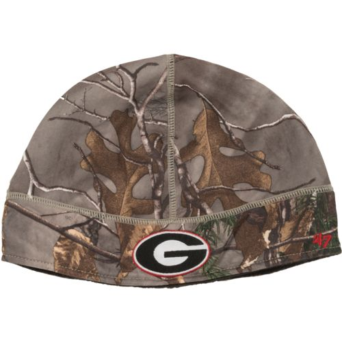 '47 Men's University of Georgia Realtree Fleece Knit Beanie