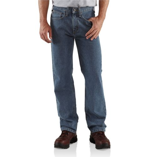 Image for Carhartt Men's Relaxed Fit Straight Leg Jean from Academy