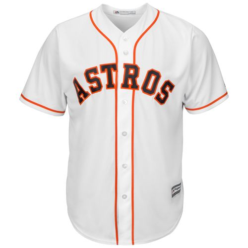 Majestic Men's Houston Astros George Springer #4 Cool Base® Jersey - view number 2
