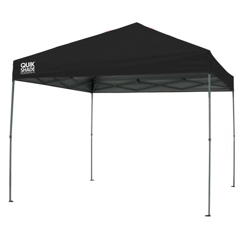 Display product reviews for Quik Shade Expedition 100 10' x 10' Straight-Leg Instant Canopy