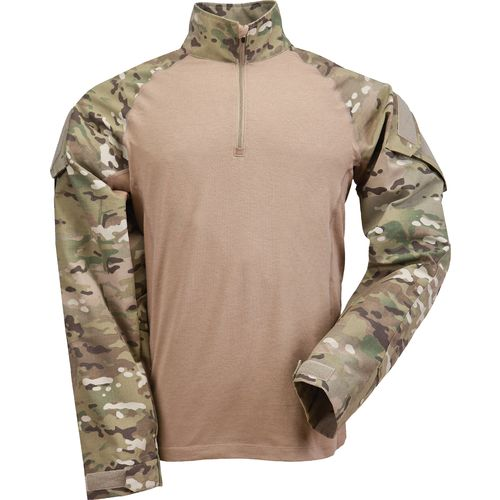 5.11 Tactical Men's MultiCam Rapid Assault Shirt