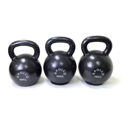 Apollo Athletics High End Professional Kettlebell Set