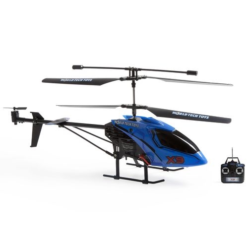 World Tech Toys X9 Extremely Tuff 3CH RC Helicopter