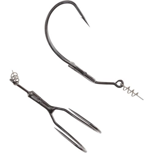 Owner Double Toad Hooks 2-Pack