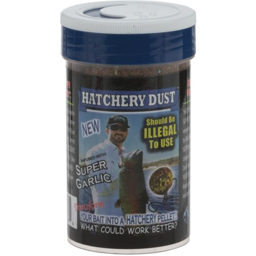 Lip Ripperz 3 oz. Hatchery Dust Fish Attractant