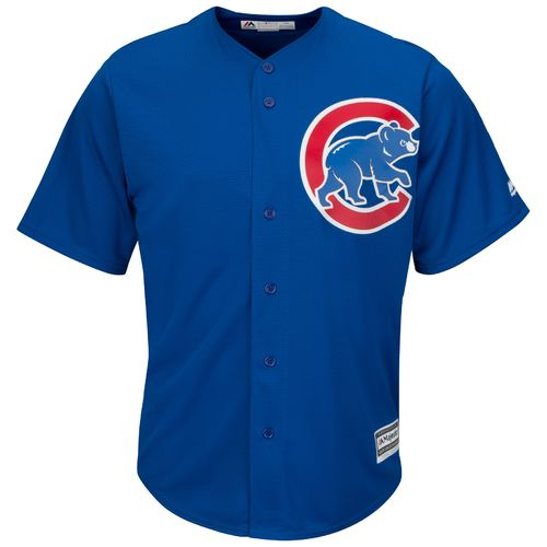 Majestic Men's Chicago Cubs Cool Base® Replica Jersey