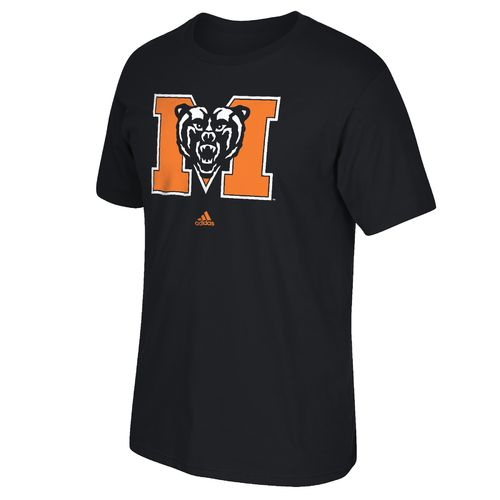 adidas™ Men's Mercer University School Logo T-shirt - view number 1