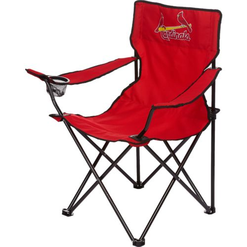 Image For Logo Chair St Louis Cardinals Quad Chair From