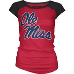 Three Squared Women's University of Mississippi Kylie T-shirt