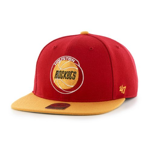 '47 Kids' Houston Rockets No Shot 2-Tone '47 Captain Cap