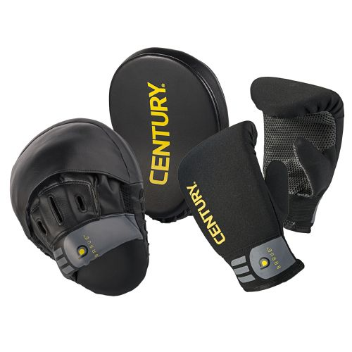 Century Brave Partner Training Gloves and Mitts Combo