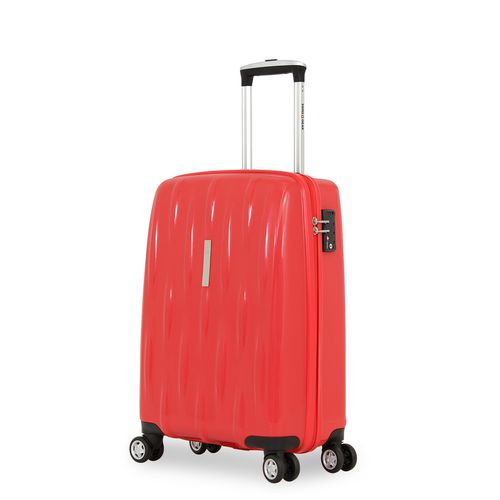 SwissGear 20' Upright Hard-Sided Spinner Suitcase