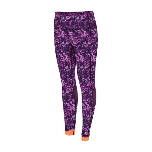 Champion Women's 6.2 Printed Running Tight