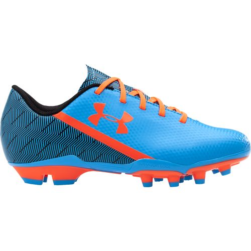 Under Armour® Kids' SF Flash FG Jr. Soccer Cleats