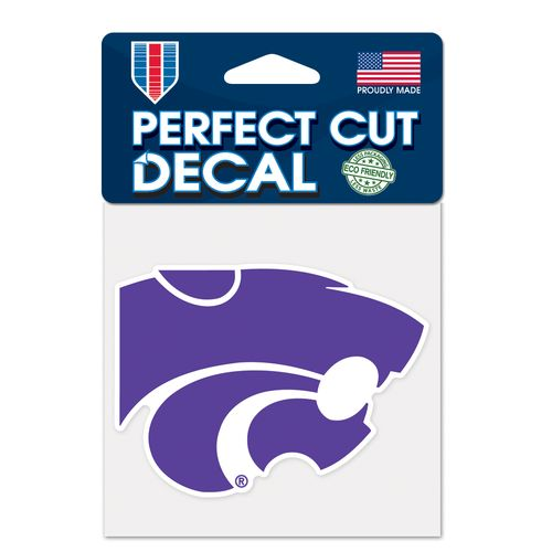 WinCraft Kansas State University Perfect Cut Decal - view number 1