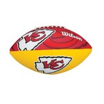 Wilson Kids' Kansas City Chiefs Junior Team Logo Football