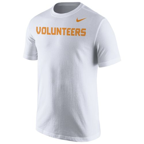 Nike™ Men's University of Tennessee Wordmark T-shirt