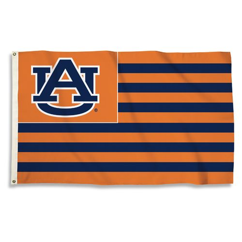 BSI Auburn University USA Motif Flag