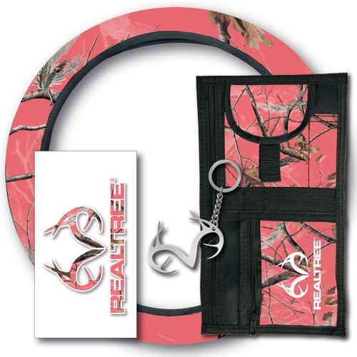 Realtree Pink Auto Value Pack
