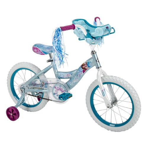 "Huffy Girls' Frozen 16"" Bicycle"