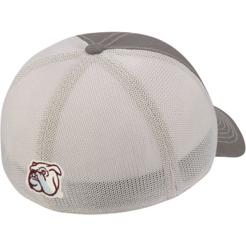 Top of the World Adults' Mississippi State University Putty Cap - view number 2