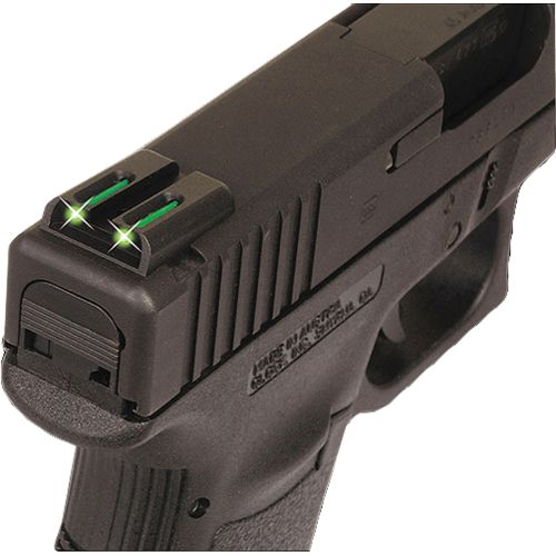 Truglo TFO Brite-Site Fiber-Optic Pistol Sights