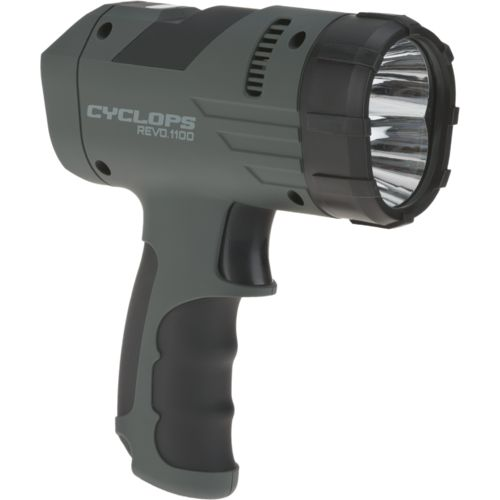 Cyclops Revo 1100 LED Rechargeable Hand-Held Spotlight - view number 1