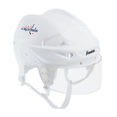 Franklin Washington Capitals Mini Player Collectible Helmet - view number 1