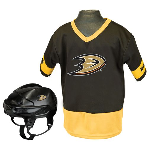 Franklin Kids' Anaheim Ducks Uniform Set