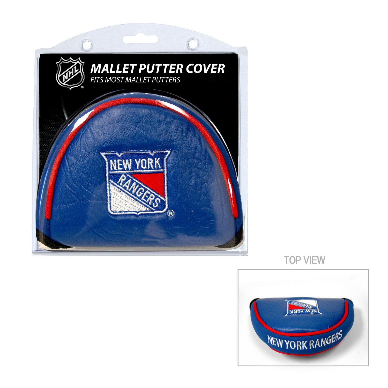 Team Golf New York Rangers Mallet Putter Cover
