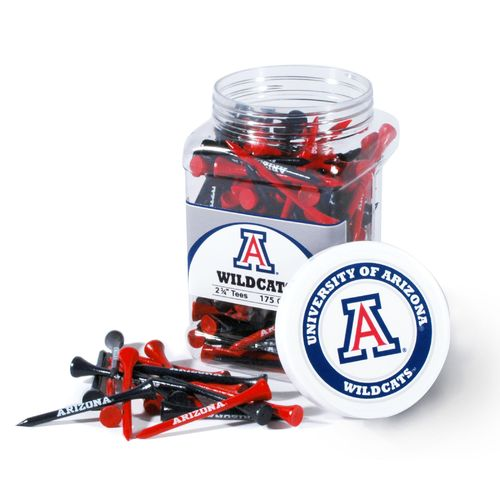 Team Golf University of Arizona Tees 175-Pack