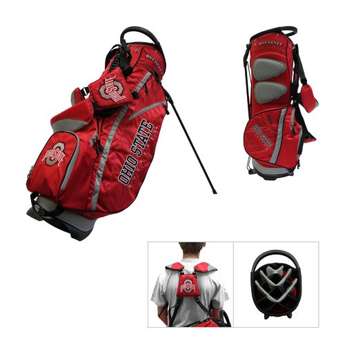 Team Golf Ohio State University Fairway 14-Way Golf Stand Bag