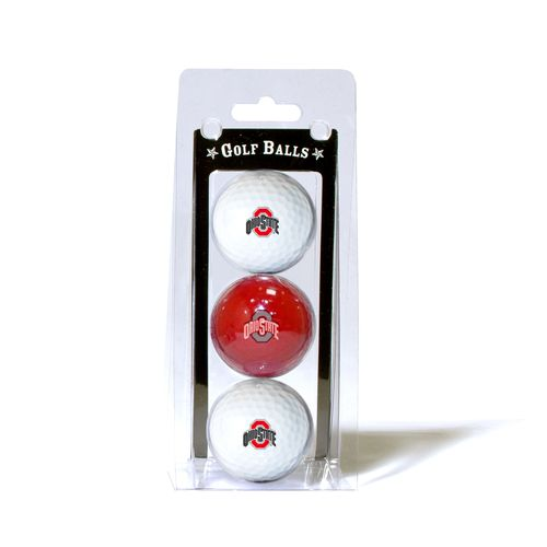 Team Golf Ohio State University Golf Balls 3-Pack - view number 1