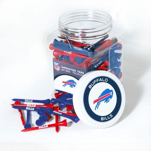 Team Golf Buffalo Bills Tees 175-Pack