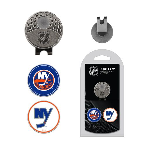 Team Golf New York Islanders Marker Cap Clip - view number 1