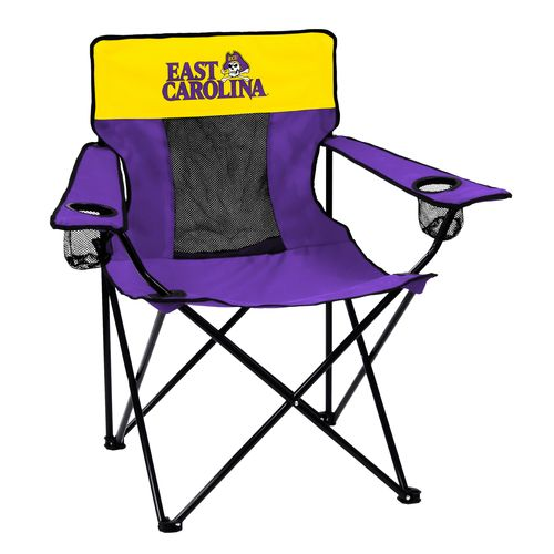 Logo™ East Carolina University Elite Chair