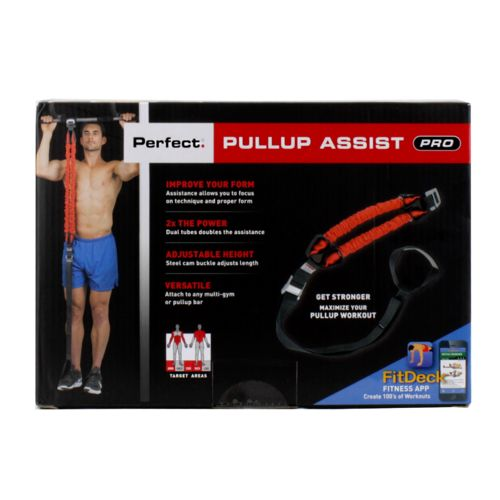 Display product reviews for Perfect Fitness Perfect Pull-up Assist Pro Resistance Band