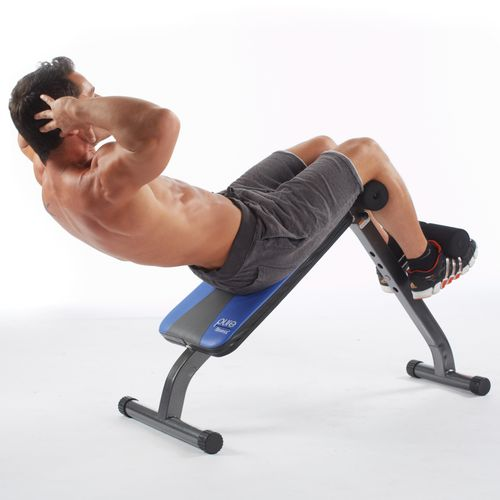 Pure Fitness Ab Crunch Sit-Up Bench - view number 1