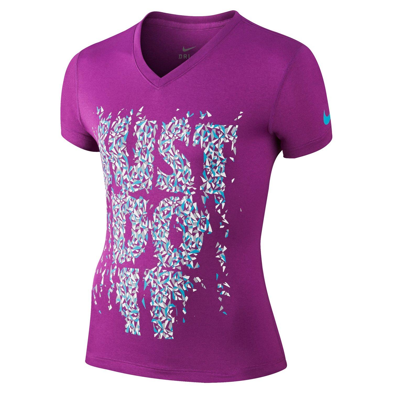 Nike Girls' Just Do It T-shirt